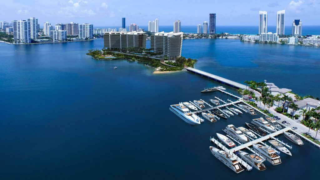 prive at island estates marina