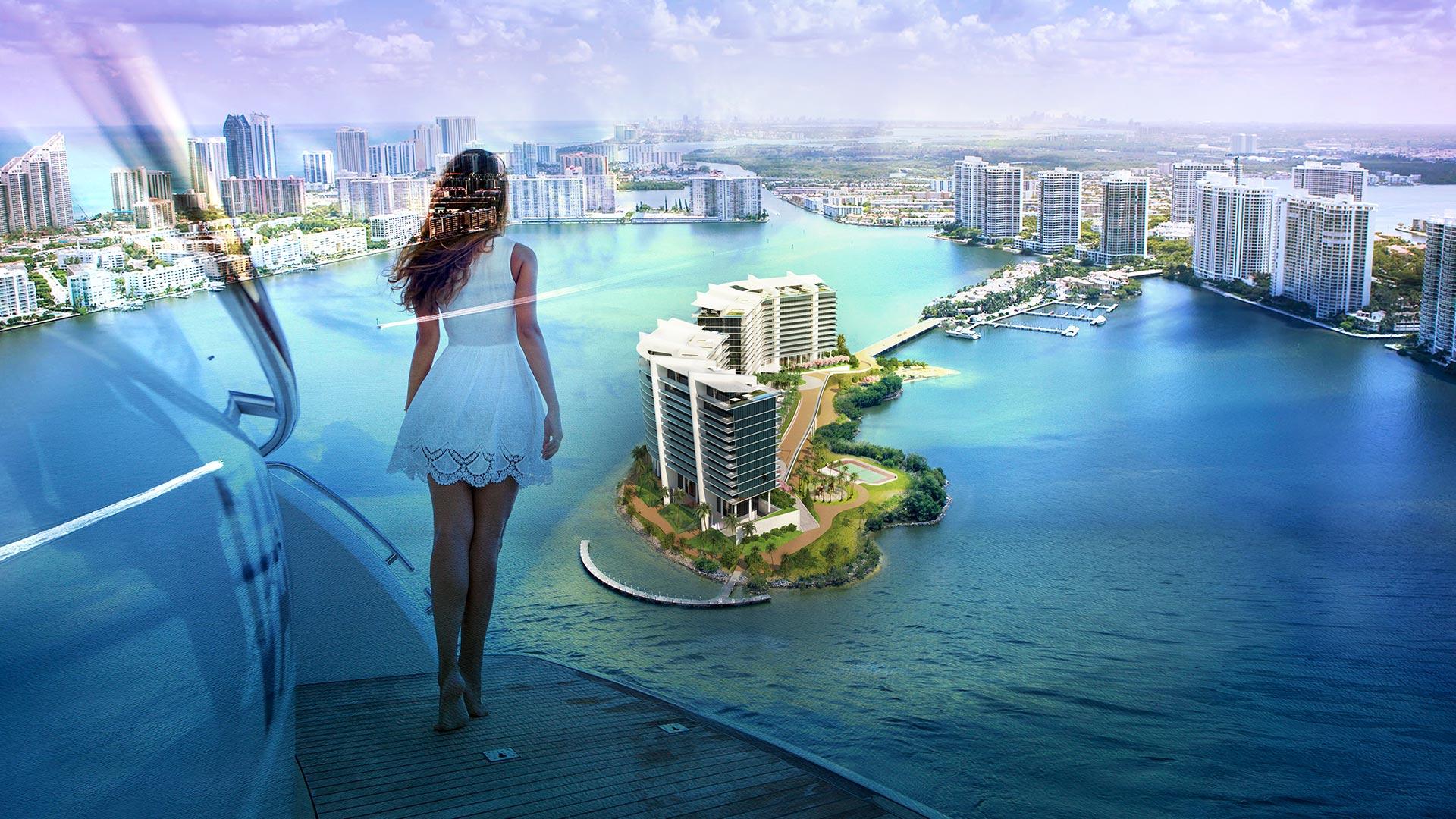 prive at island estates private island retreat
