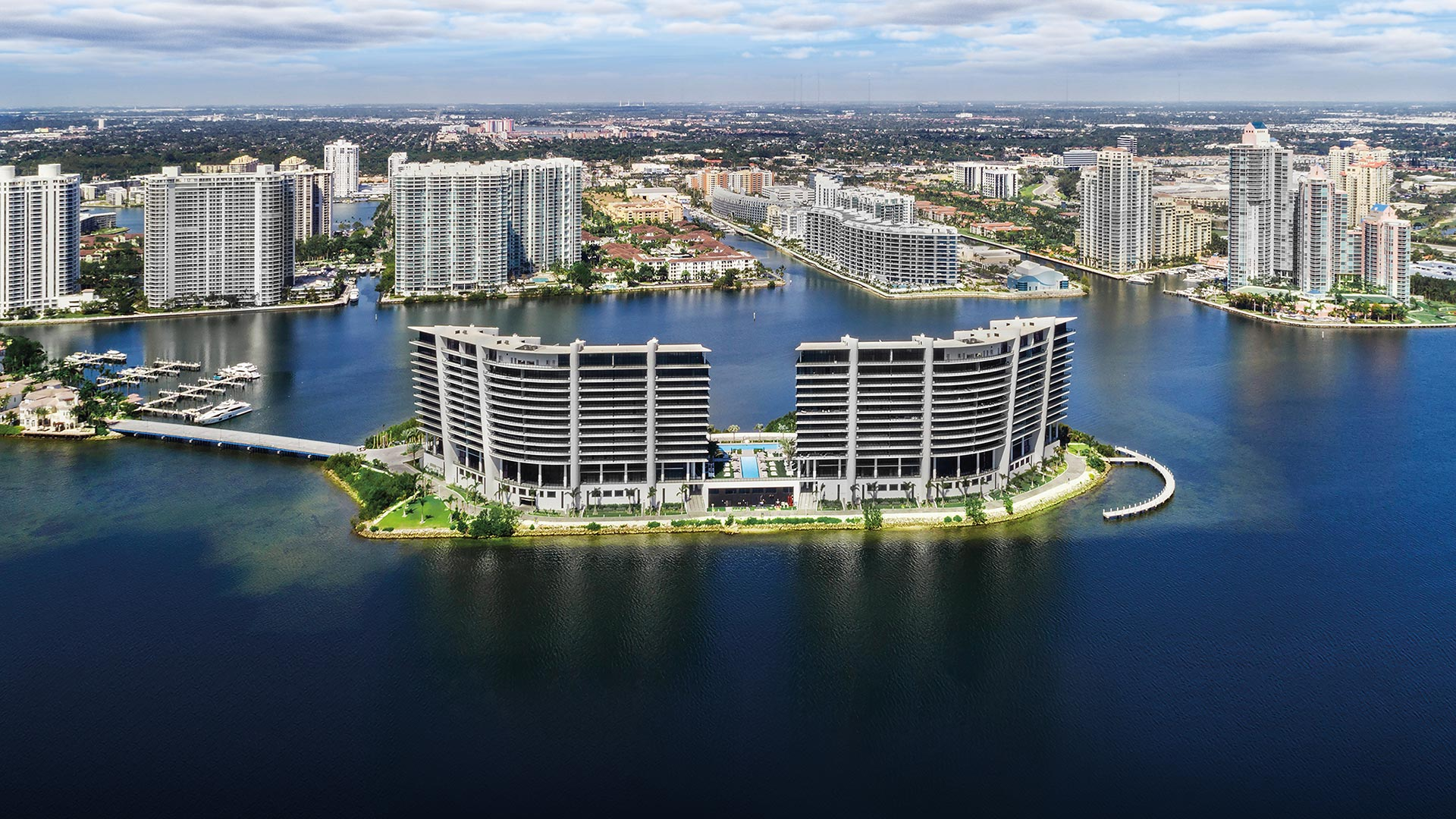 Privé Island Miami Luxury Condos